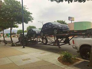 dealer car transport