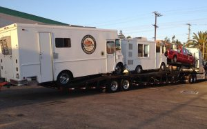 trailer shipping